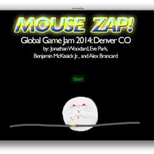 """Electric from """"Mouse Zap!"""" Video Game"""