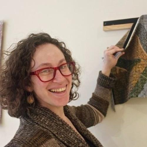 Rilla Marshall's Woven Maps - Sophie Allen-Barron (from Jan. 28 Radio Room)