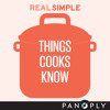 Things Cooks Know: Chocolate Chip Cookies
