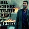 Dil Cheez Tujhe Dedi - Deep House Remix [Shivam]