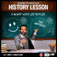 Lee Butler - Hisory Lesson In Vocals  - Vol 5