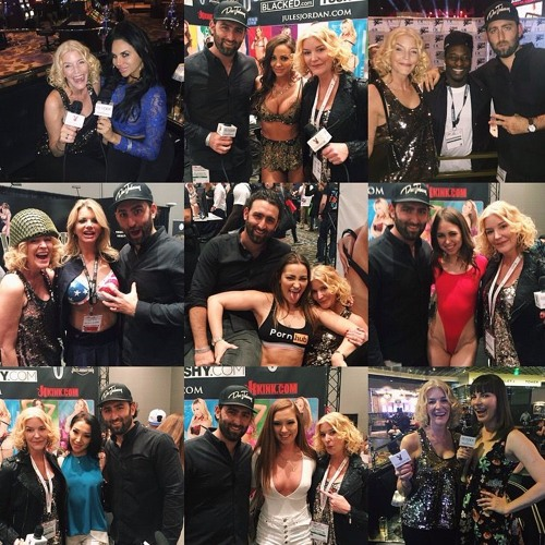 LIVE FROM THE 2016 AVN ADULT ENTERTAINMENT EXPO