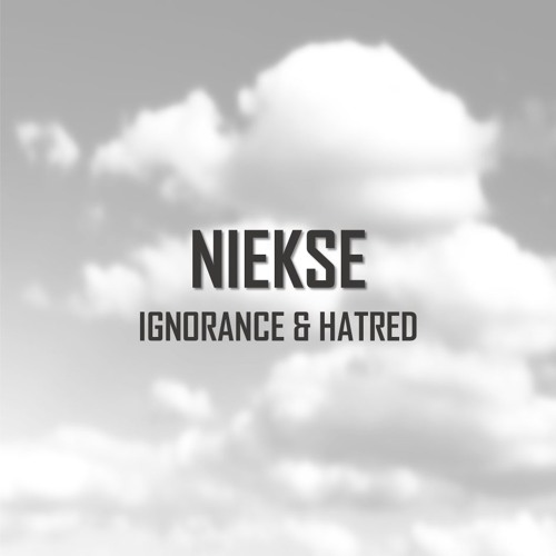 Ignorance And Hatred