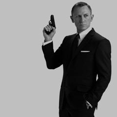 James Bond Spectre - Writing's On The Wall (Instrumental Version) Soundtrack Ost