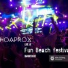 Hoaprox live at Fun Beach Festival #1 |Mainstage|
