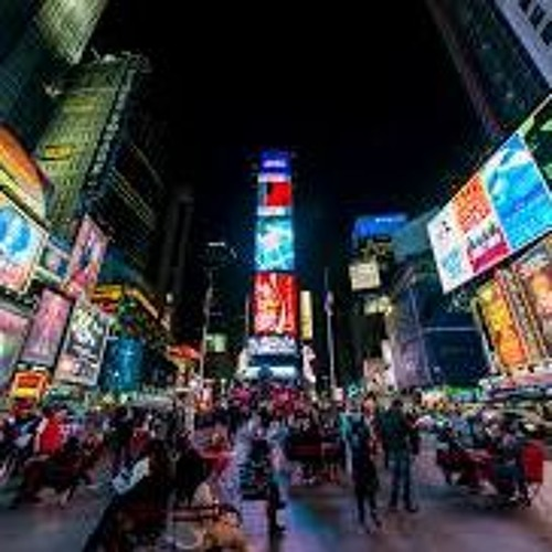 Audio Guide: Times Square New York