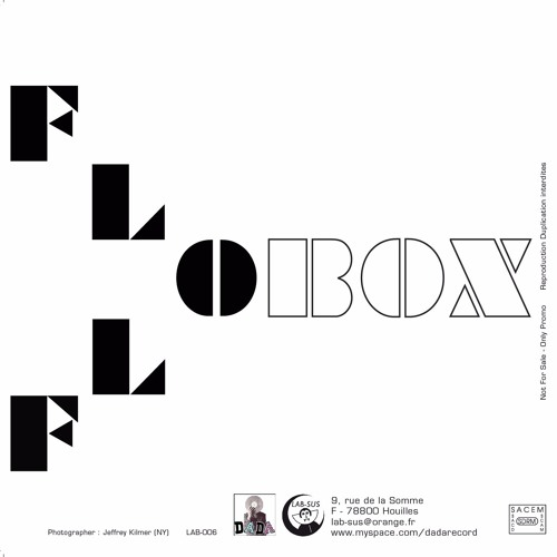02 FLO BOX - Aything But With You