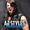 AJ Styles - Phenomenal (Official WWE Theme Song by CFO$)