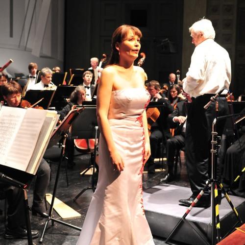Georges Bizet, Carmen, Habanera, Mezzosopran: Cornelia Lanz, Prinzregententheater München