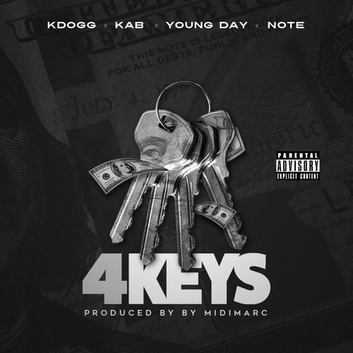 4 Keys feat Young Day and NOTE (clean)