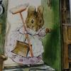 Deux vilaines petites souris de Beatrix Potter pour le 1er cycle du primaire