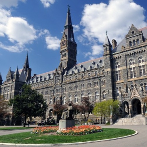 Stress Culture at Georgetown University
