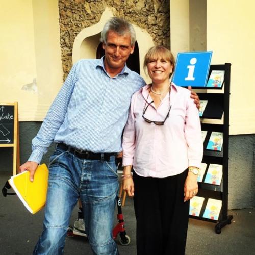Il BIG BANG. Markus Zohner incontra Prof. Marcella Carollo, astrofisica