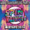 4000 FLAVOURS OF PARTY Mixtape - Spin Kringle