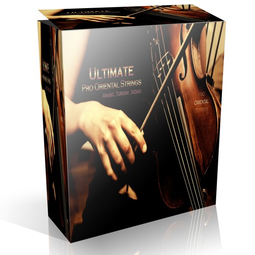 دانلود رایگان Ultimate Pro Oriental Strings Arabic Turkish Indian