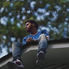 J Cole - Wet Dreams (2014 Forest Hills Drive)