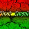 The Flash Royale - Golden Rules - Song Author Gagi Meskhi
