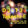 DJ T3 EDM Mix Vol 38
