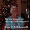 Martin's Mancave with Martin Andanar - Lola Lili Marfori inside Martin's Mancave #79