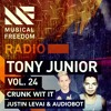 Justin Levai & Audiobot - Crunk Wit It (Supported On Musical Freedom Radio) ** BUY TO DOWNLOAD**