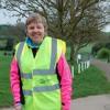 Leamington parkrun: a big shout for Maggie