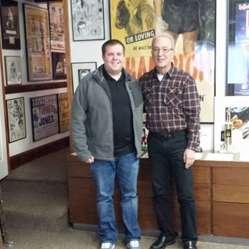 J. Russell Peltz and Boxing History - MWHE Episode #4