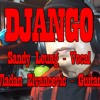 Django - Rocky Roberts - Cover By Sandy  Vladan
