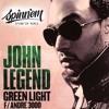 John Legend - Green Light ft. André 3000(SPINN'EM Remix) Remastered