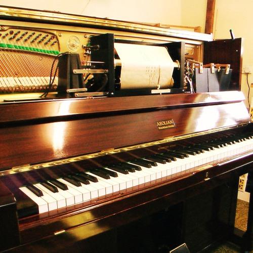 Conlon Nancarrow: Study n. 6 for player piano, transcribed by Imri Talgam