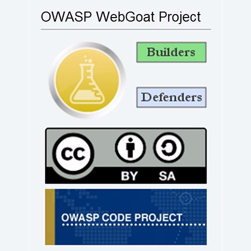 The OWASP WebGoat Project, version 7.0, with Bruce Mayhew