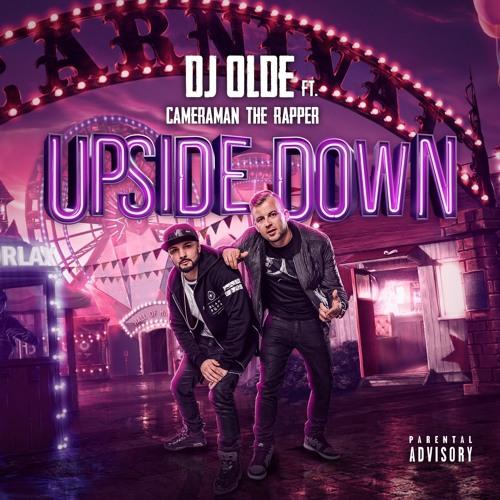 DJ Olde ft. Cameraman The Rapper - Upside Down (Acapella)