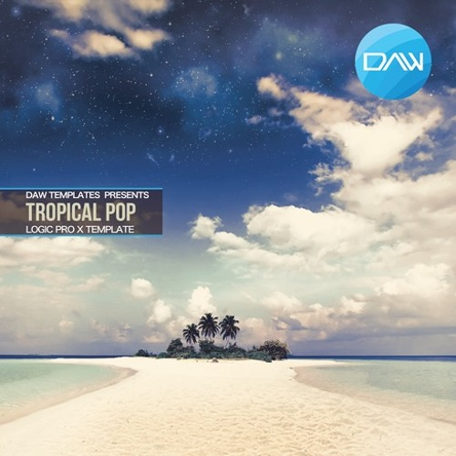 Tropical Pop Logic Pro X Template