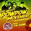 30 1 2016 ITAL SOUND INTRO Pow Pow Movement @Lambretta