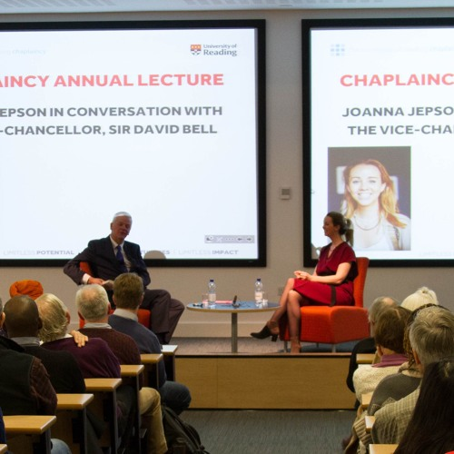 Public Lecture: Joanna Jepson in conversation with Sir David Bell