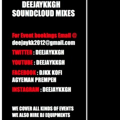 Ghana Old Skool Hiplife Mix 2015 BY DEEJAYKKGH