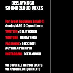 Ghana Gospel Praises Mix vol 2 BY DEEJAYKKGH