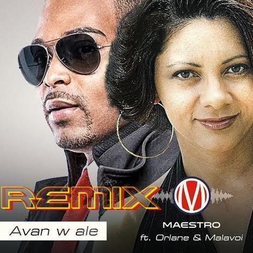 (GROOVE REMIX)TI ANSYTO Maestro - Avan Wale featuring ORLANE & MALAVOI!