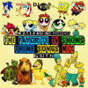 The Favorite TV Shows Theme Songs Mix