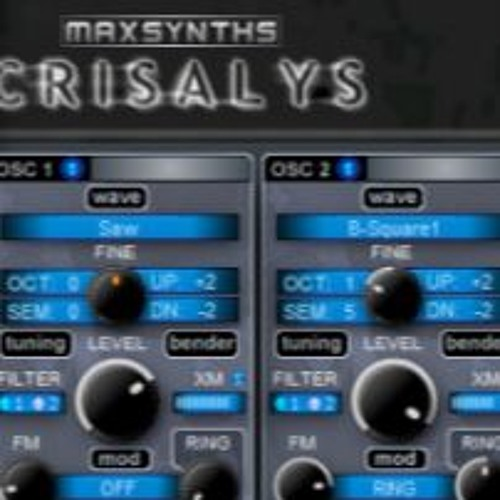 One Synth Challenge #84 - Crisalys by MaxSynths