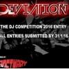 DJ R3BZ DEVIATION DJ COMP ENTRY
