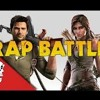 Lara Croft Vs Nathan Drake Rap Battle By JT Machinima & Andrea Storm Kaden