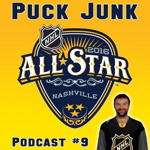Puck Junk Podcast #9 - 2/2/2016