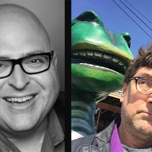 Author Craig Tomashoff & Sirius XM's Frank DeCaro