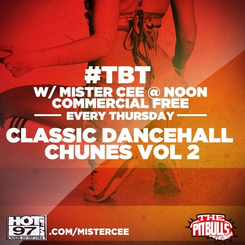 MISTER CEE - CLASSIC DANCEHALL CHUNES (FREE DOWNLOAD)