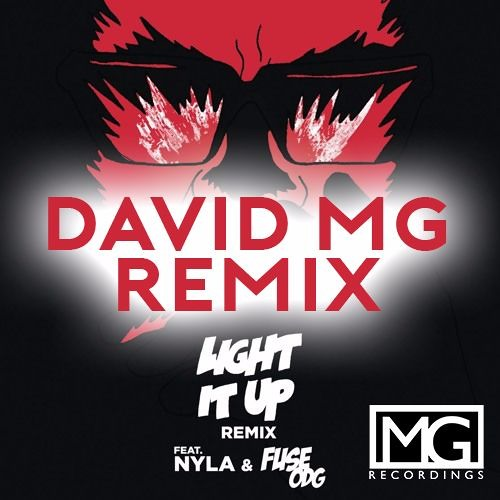 Major Lazer - Light It Up (feat. Nyla & Fuse ODG) [Remix David MG] Free Download