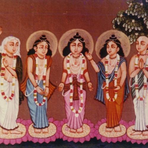 Sri Caitanya Caritamrta Part 01