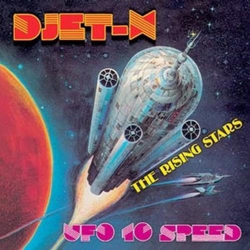 DJET X - U F 0 10 Speed!