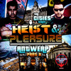 PLEASURE & HEIST - MARMITE - LOW DOWN DEEP RECORDINGS 052