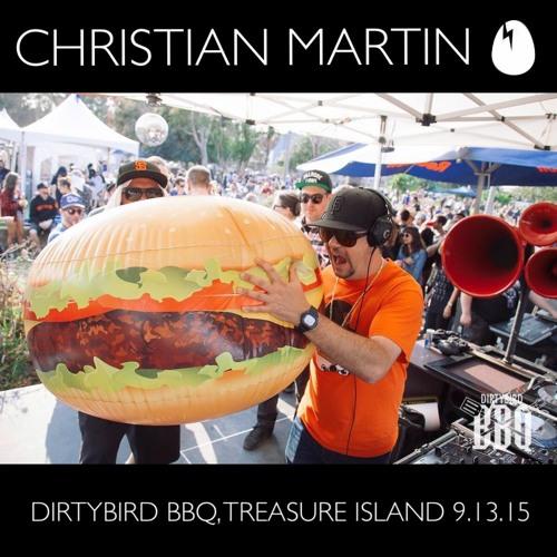 Christian Martin live at the Dirtybird BBQ - Treasure Island 9.13.2015