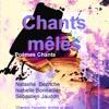 Rimes (C.Nougaro) Interprété par natasha BEZRICHE; Isabelle Bonnadier / Sébastien JAUDON -(piano)